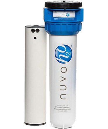 nuvo dpmb water softener