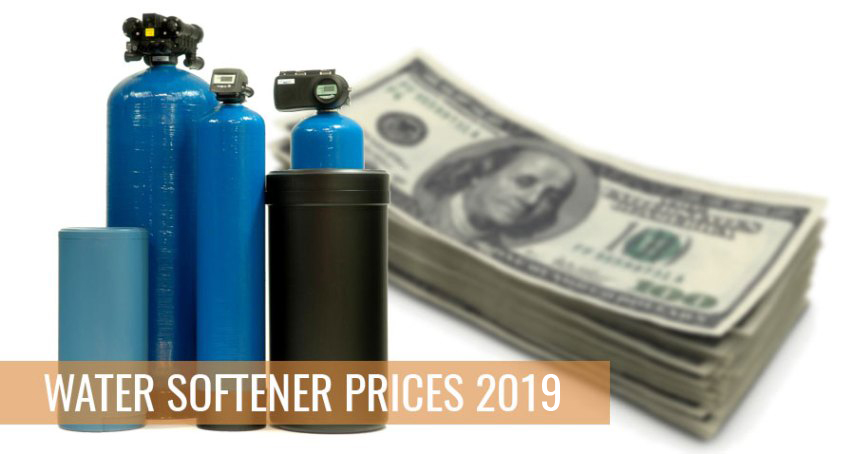 Water Softener Prices 2019 – How Much Does a Water Softener System Cost?