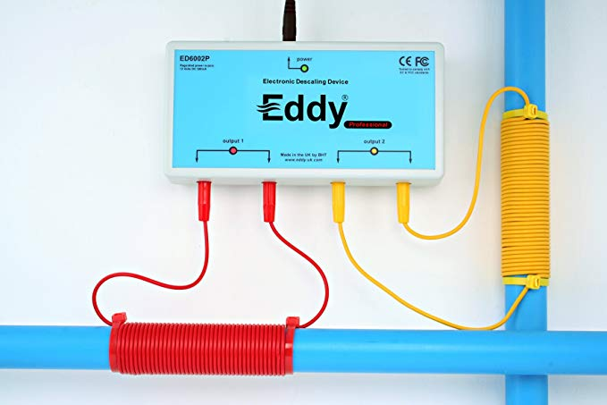 The Ultimate Eddy Water Descaler Electronic Water Softener Review 2019
